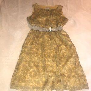 Banana Republic heritage shift dress. Size 12